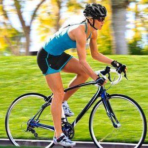 Athleta Padded Bike Skort EUC - M